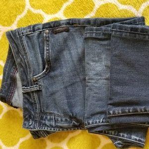 Size 33 Silver Naomi jeans